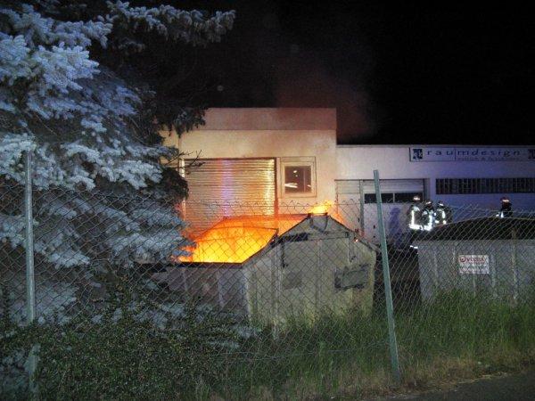 Brandeinsatz vom 16.06.2013  |  (C) FFw Sim (2013)
