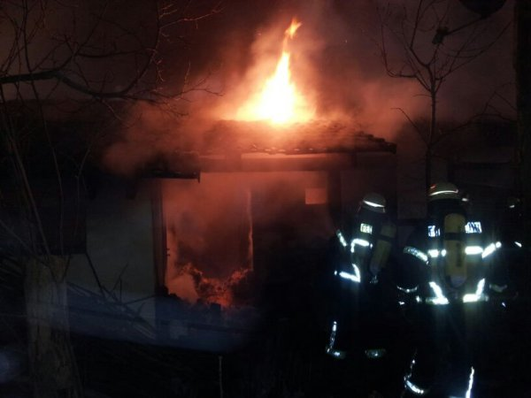 Brandeinsatz vom 27.02.2013  |  (C) FFw Sim (2013)