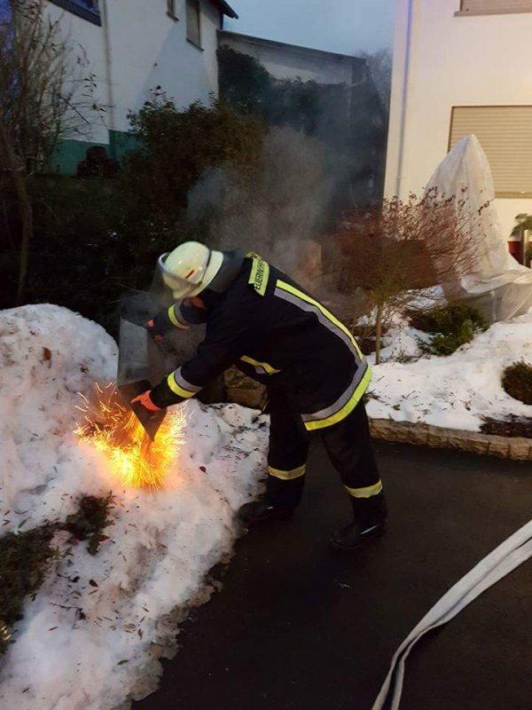 Brandeinsatz vom 31.01.2017     (C) FFw Sim (2017)