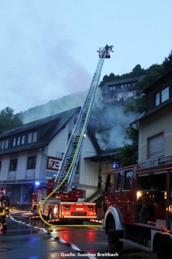Brandeinsatz vom 26.05.2013  |  (C) FFw Sim (2013)