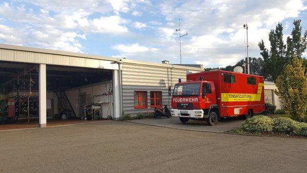 Technische Einsatzleitung Rhein-Hunsrück-Kreis vom 03.08.2017  |  (C) FFw Sim (2017)